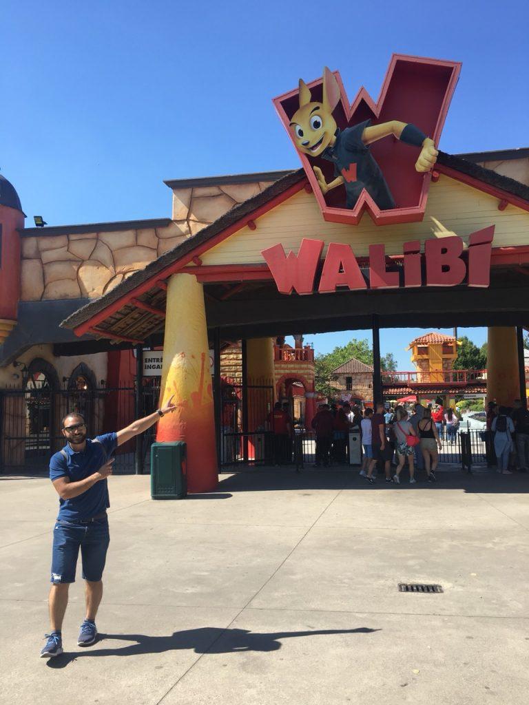 brussels trip at Walibi